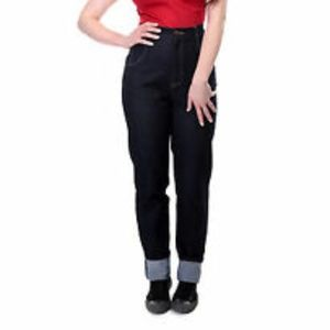 Collectif Marilyn high-rise straight jeans UK18